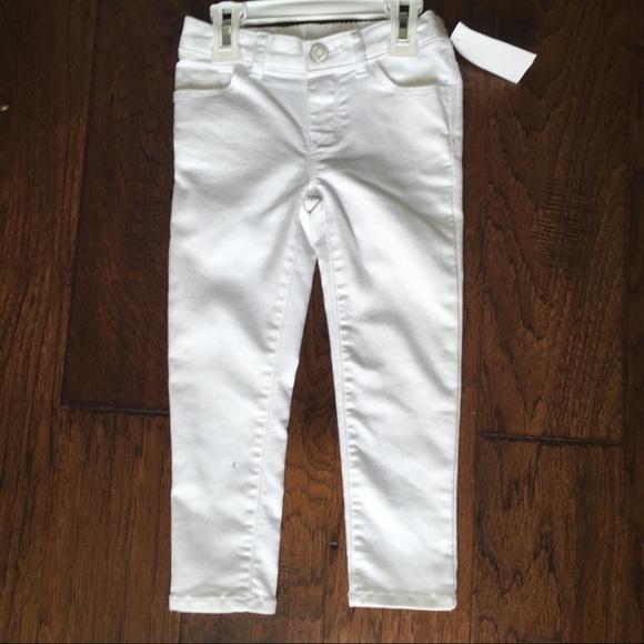 OshKosh B'gosh Other - ❌SOLD❌Oshkosh Baby Stretchy Jeans In White - 3T